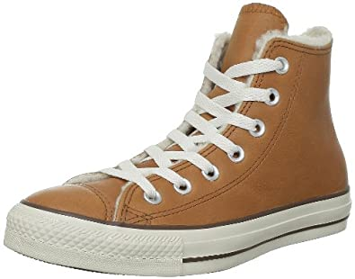 132128C|Converse CT AS Shearling Hi Glazed Ginger|40 US 7
