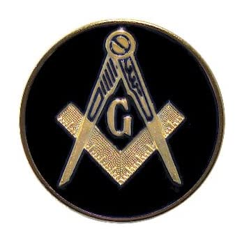 Set A Shopping Price Drop Alert For Masonic Black Auto Emblem
