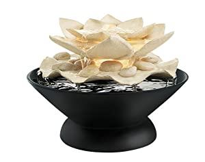 HoMedics EnviraScape Mariposa Relaxation Fountain