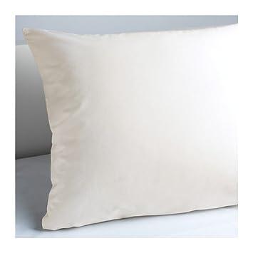 Ikea Gaspa Taie D39oreiller Blanc 50x80 Cm Shopfr69