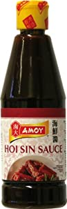 Amoy Hoi Sin Sauce PET Flasche, 2er Pack (2 x 460 milliliters)