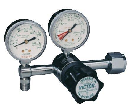 Victor Medical Oxygen Regulator - VMG 0781-3030