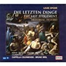 Spohr: The Last Judgement (oratorio)