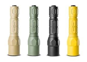 Surefire Taschenlampe Tactical, grün, 13.2x3.2x3.2 cm, G2XAFG  Kritiken und weitere Infos