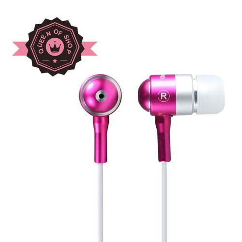 Queen I720 Purple Oem 3.5Mm Apple Headset With Mic And Anwer Call For Apple Iphone 4S 5S 5 Gold Phone