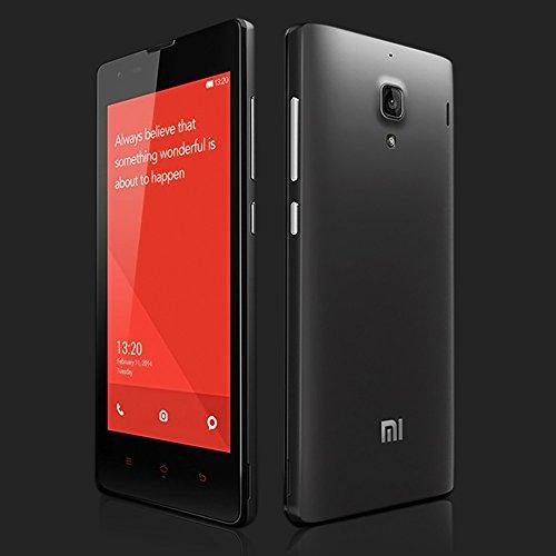 Xiaomi Redmi 1S SIMフリースマートフォン(LTE対応)4Gスマートフォーン TDD-LTE IPS 1280 * 720ピクセル● Android MIUI V5 搭載●4.7インチ/1.3GHzクワッドコア/BT4.0LE + BT3.0HS/1GB RAM 8GB ROM 1.6MP 8MP/デュアルカメラ並行輸入品