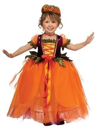 pumpkin tutu dress for toddler
