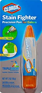 Clorox 2 Stain Fighter, Pen for Colors, 2-Ounce (Pack of 3)