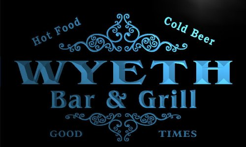 u49148-b-wyeth-family-name-bar-grill-home-decor-neon-light-sign-barlicht-neonlicht-lichtwerbung