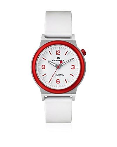 Lorenz Reloj de cuarzo 026956AA Blanco 36 mm
