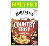 Jordans Country Chunky Nuts Crisp 850 g (PACK OF 2)