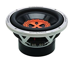 PowerBass PS-(PS10) Single ohm PS Car Subwoofer