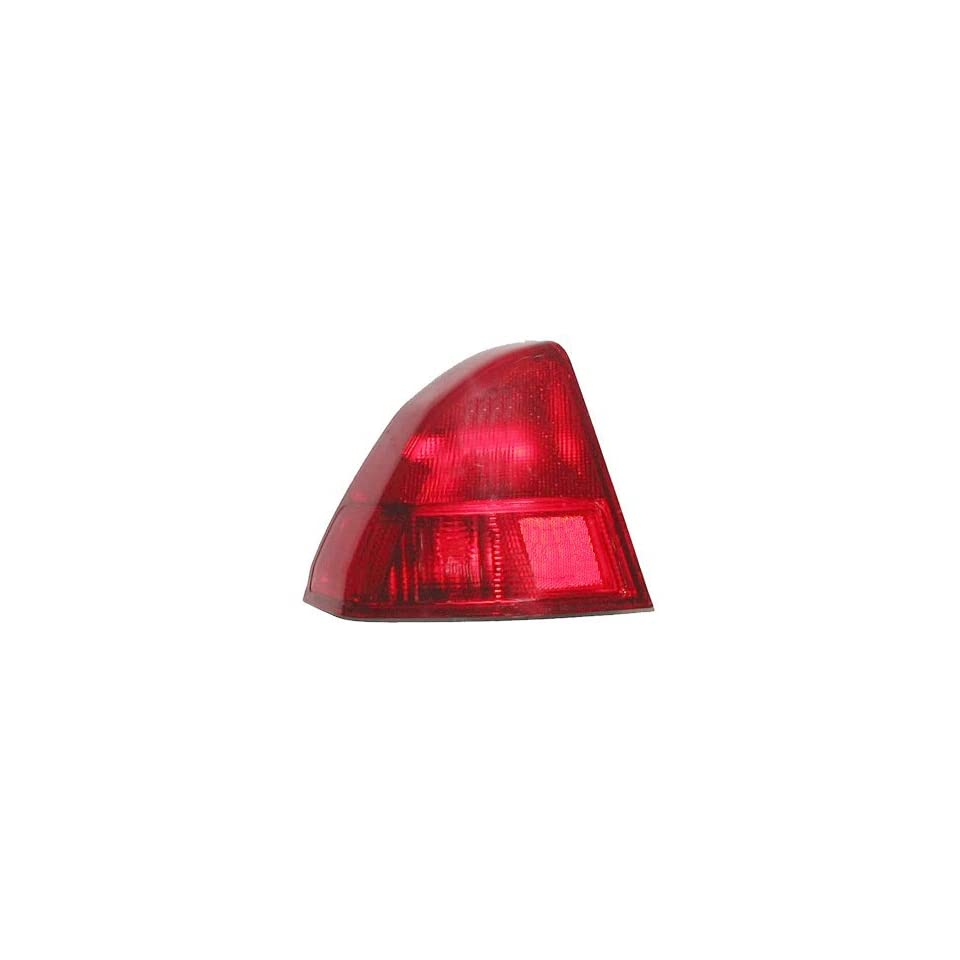 (SEDAN  COUPE) TAIL LIGHT LEFT (DRIVER SIDE) (SD/ON BODY) 2001 2002