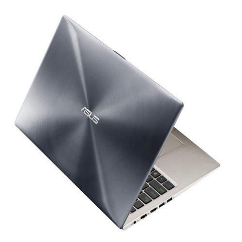 ASUS Zenbook UX51VZ-XB71 15.6-Inch Laptop (Silver Aluminum)