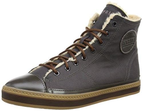 ESPRITAlamak Bootie - Sneaker donna , Grigio (Grau (045 light gunmetal)), 37