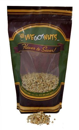 Cashews, Raw, Chopped, Pieces - We Got Nuts (1 Lb.)