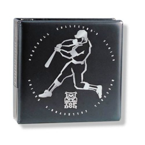 Ultra Pro 3 Ring Top Dog Baseball Card Album