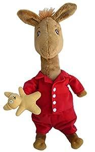 MerryMakers Llama Llama Plush Doll, 13.5-Inch