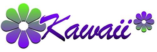 Pentel BL77KW Energel Kawaii - Bolígrafo de tinta líquida, diseño de conejos, color negro