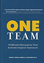 One Team: 10-minute Discussions That Activate Inspired Teamwork