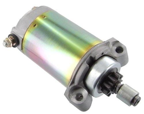 New Starter, John Deere, Kawasaki Engine, Gx75, Rx75, Srx75, Sx75, Fc290V, Pmdd, 12 Volts, Approximate Weight: 4.47 Lbs