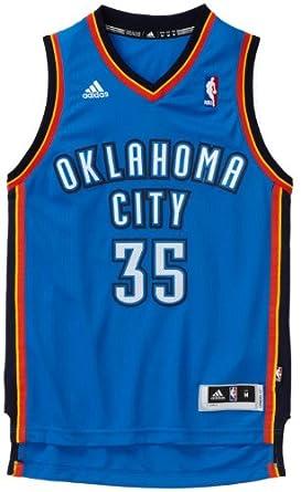 NBA Oklahoma City Thunder Kevin Durant Swingman Road Jersey - R28E2Ooa Youth by adidas