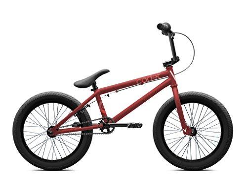 Verde-BMX-Cadet-18-2016-BMX-Rad-18-Zoll-Matte-Red-rot-180-18