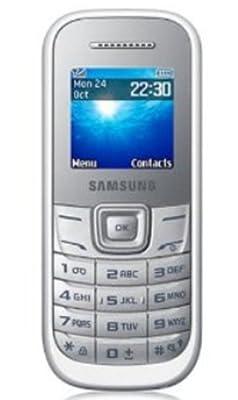 Samsung Guru GT-E1207T (White)