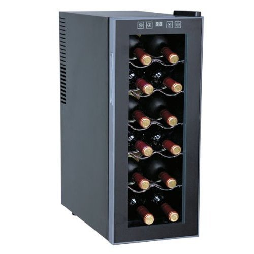 Buy Bargain Sunpentown WC-1271 ThermoElectric 12-Bottle Slim Wine Cooler