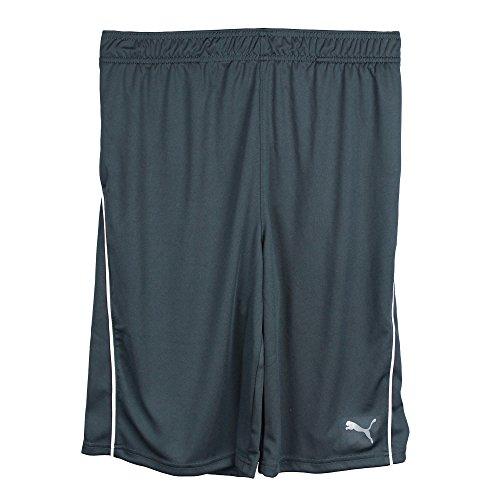 Puma Big-Boys Athletic Soccer Warm Up Wind Pants Black - Pure Core Soccer Pants puma puma style athletic sweat crew