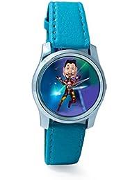 BigOwl Man Of Iron Women's Analog Wrist Watch 3681196136-RS2-S-TEA