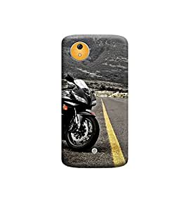 EPICCASE Premium Printed Back Case Cover With Full protection For Micromax Canvas A1 AQ4502 (Designer Case)