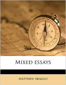 mixed essayv matthew arnold preview