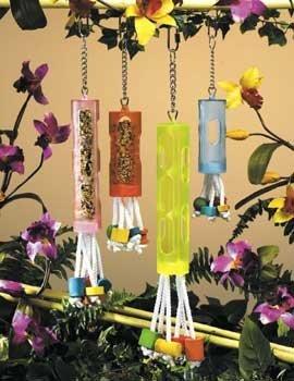 Cheap Jungle Talk Snac-n-Play Treat Stick Holder Small Bird Toy (B0002DI79Q)