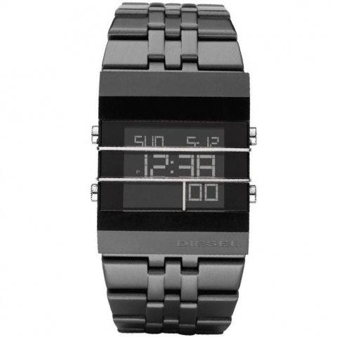 Diesel Men's Aluminium Digital Watch - Dz7227