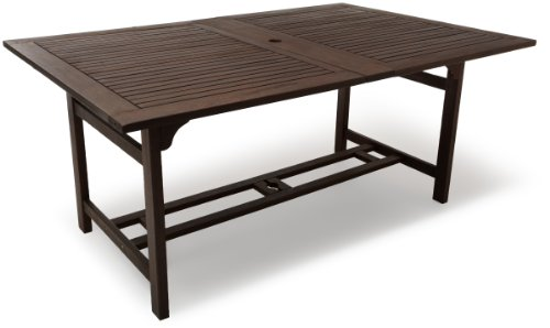 Strathwood Blakely Extending Dining Table image