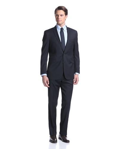 Ben Sherman Men's Stripe Suit