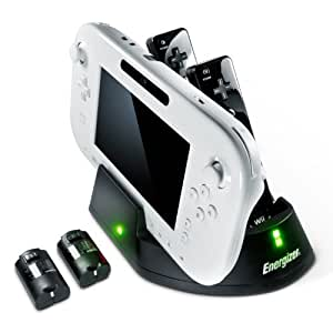 Energizer 3x Charge Station For Wii U Consumer Portable