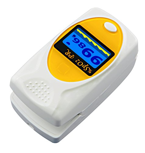 EMS 3-in-1 Pulse Oximeter Available in 4 Variety Screen
