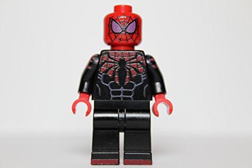 lego superior spider man minifigure