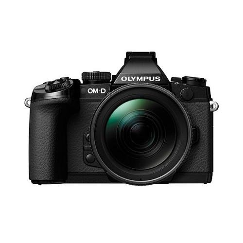 Olympus OM-D E-M1 Mirrorless Camera with Olympus M. Zuiko Digital ED 12-40mm f/2.8 PRO Lens