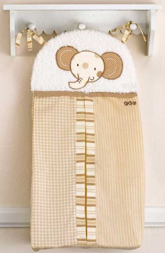 Cocalo Sweet Latte Diaper Stacker