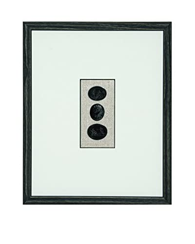 Starling Designs Black Intaglio Collection A Study Of Titan