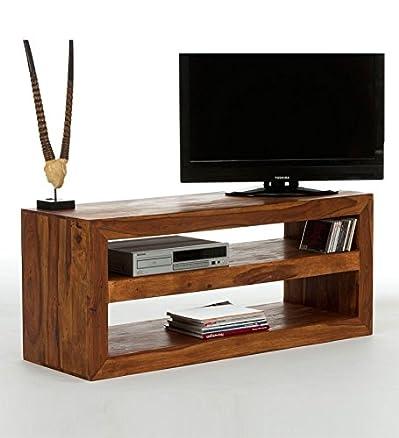 Legno Dekor Holo TV Unit, miele, 118x 45x 55cms