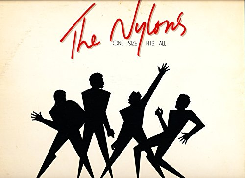 The Nylons: One Size Fits All LP M Canada Attic LAT 1152 SEALED
