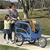 Solvit Strolling Kit for Track&#8217;r Pet Bicycle Trailer, Large