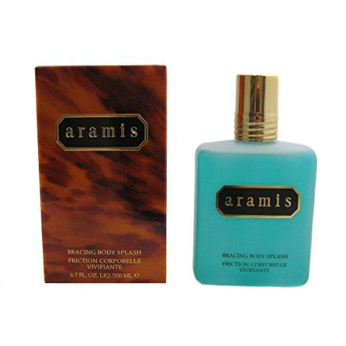 Aramis Classic homme / uomini, controventi corpo Splash, 1er Pack (1 x 200 ml)