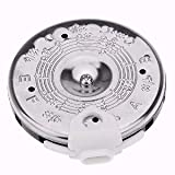 Pitch Pipe Tuner A Precise 13 Note Chromatic F-F Scale From The Master