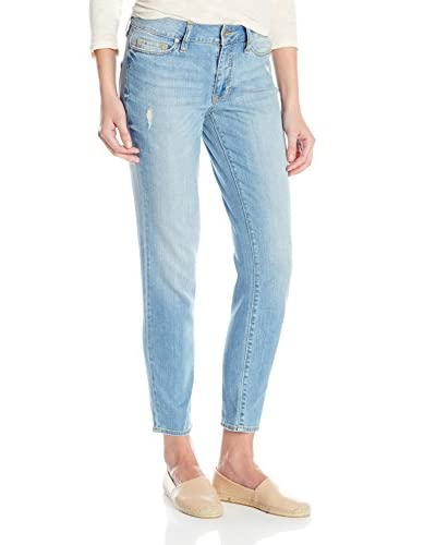 Yummie by Heather Thomson Women's Slim Boyfriend Distressed Jean