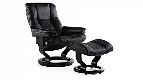 Stressless-Mayfair-Sessel-mit-Hocker-M-Schwarz-gnstig